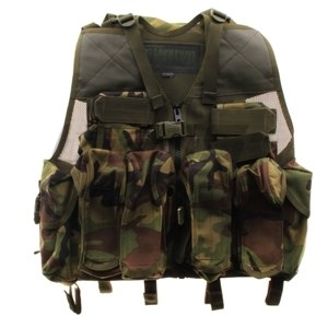 Picture for category  Tactical Vests and Luggage Systems